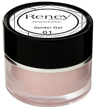 Perfumería y cosmética Spider gel para decoración de uñas - Reney Cosmetics Spider Gel