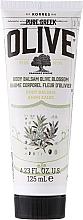 Perfumería y cosmética Bálsamo corporal con aceite de oliva - Korres Pure Greek Olive Blossom Body Balsam