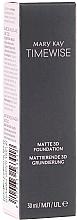 Perfumería y cosmética Base de maquillaje mate - Mary Kay Timewise Matte 3D Foundation