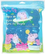 Perfumería y cosmética Set esponjas de baño ''Peppa Pig'', cosmos - Suavipiel Peppa Pig Bath Spong