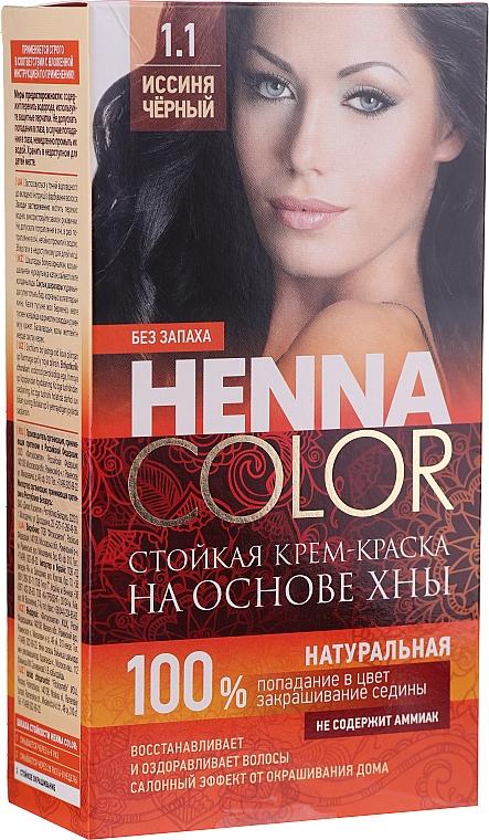 Tinte a base de henna para cabello sin amoníaco - Fito Cosmetic henna color