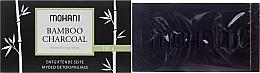 Perfumería y cosmética Jabón con carbón de bambú - Mohani Bamboo Charcoal Detoxifying Soap