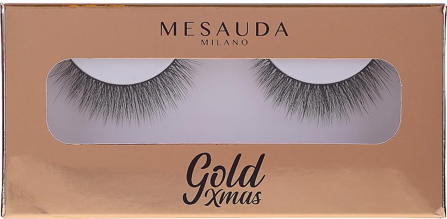 Pestañas postizas - Mesauda Milano Gold XMas Instant Glam 203