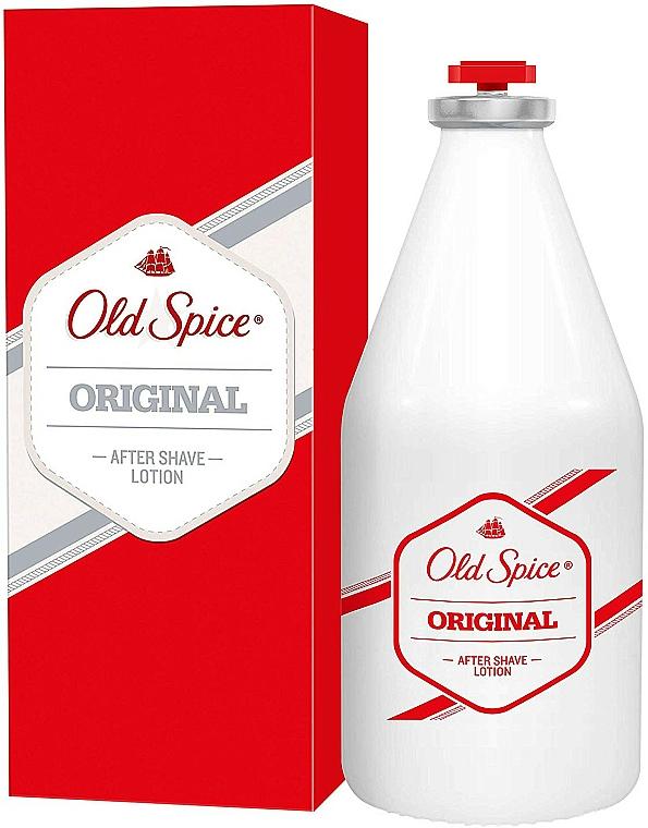 Loción aftershave - Old Spice Original After Shave Lotion