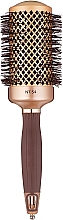 Perfumería y cosmética Cepillo térmico de pelo cerámico, 54mm - Olivia Garden Nano Thermic ceramic + ion