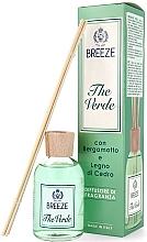 Perfumería y cosmética Breeze The Verde - Ambientador Mikado con aroma a bergamota y madera de cedro