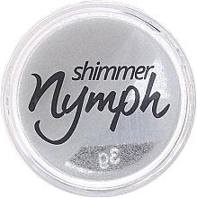 Perfumería y cosmética Polvo iluminador para uñas - Silcare Shimmer Nymph