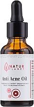 Perfumería y cosmética Aceite facial narural antiacné - Natur Planet Anti Acne Oil