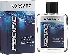 Perfumería y cosmética Loción aftershave refrescante con mentol - Pharma CF Korsarz After Shave Lotion