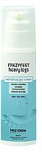 Perfumería y cosmética Gel crema de pies con extracto de árnica - Frezyderm Frezyfeet Heavy Legs Refreshing gel-cream