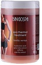 Perfumería y cosmética Gel corporal térmico con extracto de gotu kola - BingoSpa Thermal Treatment With The Eextract Gotu Kola