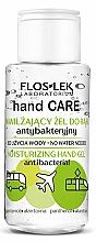 Perfumería y cosmética Gel de manos antibacteriano - Floslek Hand Care Moisturizing Hand Gel