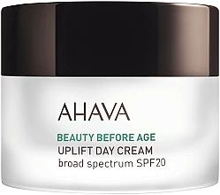 Perfumería y cosmética Crema de día hipoalergénica con extracto de lino, SPF20 - Ahava Beauty Before Age Uplifting Day Cream SPF20