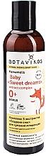 Perfumería y cosmética Champú para bebés relajante con aceite esencial de lavanda, extractos de algodón y manzanilla - Botavikos Herbal Mom & Baby Care