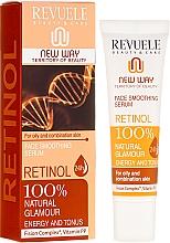 Perfumería y cosmética Sérum facial hidratante efecto lifting con retinol y vitamina PP - Revuele Retinol Face Smoothing Serum Moisturise Tone Hydrate Lift Firm Skin