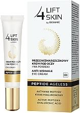 Perfumería y cosmética Crema contorno de ojos con ácido hialurónico y oro coloidal - Lift4Skin Peptide Ageless Eye Cream