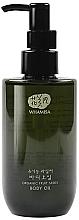 Perfumería y cosmética Aceite corporal de jojoba y caléndula - Whamisa Organic Fruit Seeds Body Oil
