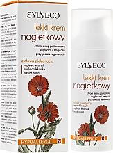 Perfumería y cosmética Crema facial hipoalergénica con extracto de caléndula - Sylveco Face Cream