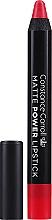 Perfumería y cosmética Barra de labios en lápiz en color intenso con vitamina E - Constance Carroll Matte Power Lipstick