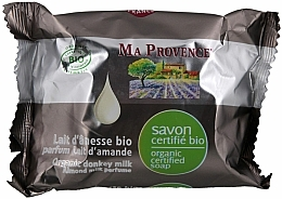 Perfumería y cosmética Jabón orgánico con leche de burra y almendras - Ma Provence Organic Soap