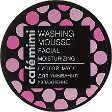 Perfumería y cosmética Mousse de limpieza facial hidratante con aceite de almendras dulces - Cafe Mimi Washing Mousse Facial Moisturizing