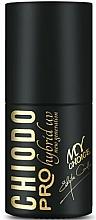 Perfumería y cosmética Esmalte gel de uñas híbrido, UV - Chiodo Pro Red Color