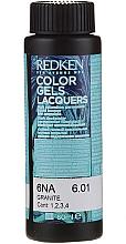 Perfumería y cosmética Laca de gel de color, coloración permanente - Redken Color Gels Lacquers