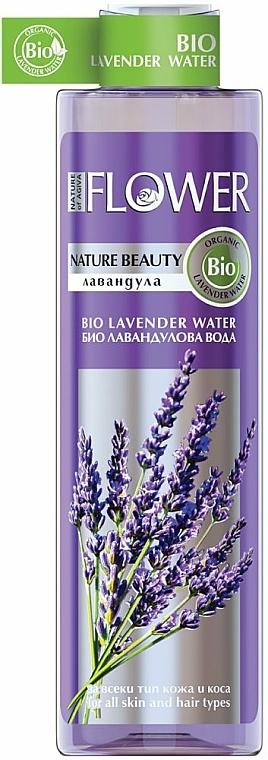 Agua de lavanda orgánica multiusos - Nature of Agiva Organic Lavender Water