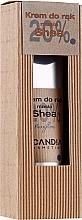 Perfumería y cosmética Crema de manos con maracuyá - Scandia Cosmetics Hand Cream 20% Shea Passion Flower