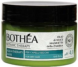 Perfumería y cosmética Mascarilla para cabello seco con aceite de nuez de Manketti - Bothea Botanic Therapy Aqua-Therapy Mask pH 4.0