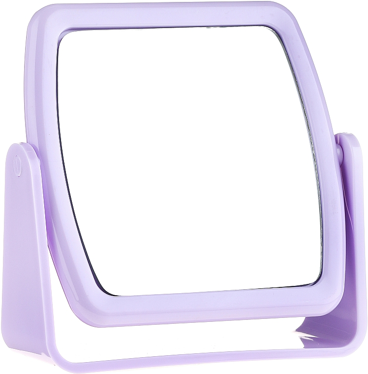 Espejo cosmético, 85727, violeta - Top Choice Beauty Collection Mirror