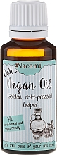 Perfumería y cosmética Aceite de argán ECO - Nacomi