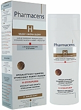 Perfumería y cosmética Champú con cafeína, D-pantenol & niacinamida - Pharmaceris H-Stimupurin Specialist Hair Growth Stimulating Shampoo