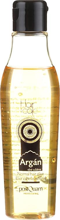 Elixir para cabello con aceite de argán - PostQuam Argan Sublime Hair Care Normal Hair Elixir — imagen N2
