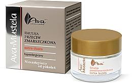 Perfumería y cosmética Emulsión facial antienvejecimiento con ácido cítrico - Ava Laboratorium Ava Mustela Emulsion