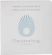 Perfumería y cosmética Bálsamo facial limpiador térmico rico en arcillas - Omorovicza Thermal Cleansing Balm