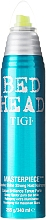 Spray abrillantador de cabello con proteína de trigo hidrolizada, fijación firme - Tigi Bed Head Masterpiece Massive Shine Hairspray — imagen N2