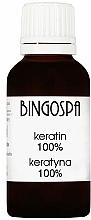 Perfumería y cosmética Queratina - BingoSpa Keratin 100%