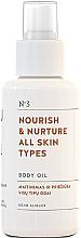 Perfumería y cosmética Aceite corporal nutritivo con vitamina E - You & Oil Nourish & Nurture Body Oil