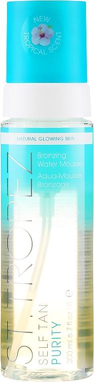 Mousse de agua bronceadora transparente - St. Tropez Self Tan Purity Bronzing Water Mousse