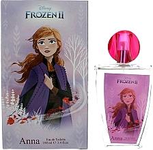 Perfumería y cosmética Disney Frozen II Anna - Eau de toilette