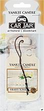 Perfumería y cosmética Ambientador de coche - Yankee Candle Fluffy Towels Car Jar Ultimate