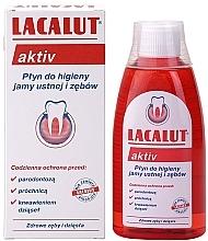 """Perfumería y cosmética Enjuague bucal """"Lacalut Activ"""" - Lacalut Aktiv"""