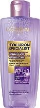 Perfumería y cosmética Agua micelar con ácido hialurónico - L'Oreal Paris Hyaluron Expert