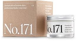 Perfumería y cosmética Crema facial nutritiva con aceite de albaricoque y jojoba - Make Me Bio Receptura 171