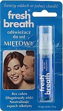 Perfumería y cosmética Spray bucal con menta - Fresh Breath