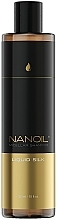 Perfumería y cosmética Champú micelar con seda hidrolizada - Nanoil Liquid Silk Micellar Shampoo