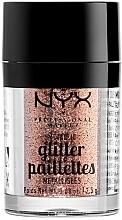 Perfumería y cosmética Purpurina para rostro y cuerpo - NYX Professional Makeup Metallic Glitter