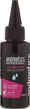 Perfumería y cosmética Oxidante 3% - Andmetics Liquid Tint Developer
