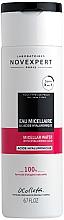 Perfumería y cosmética Agua micelar con ácido hialurónico - Novexpert Hyaluronic Acid Micellar Water